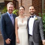 Boris and Shelley at Mosman Art Gallery - Stephen Lee Young Male Sydney Marriage Celebrant
