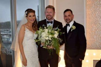 Troy and Amanda - Sydney Marriage Celebrant Stephen Lee