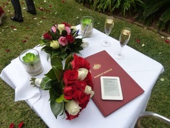Young Male Sydney Marriage Celebrant Stephen Lee