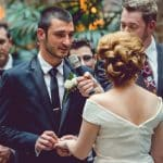 Young Marriage Celebrant Sydney - Male Marriage Celebrant Sydney - Modern Marriage Celebrant Sydney - Wedding by Stephen Lee