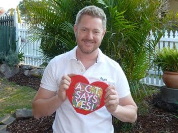 Stephen Lee - Gay Marriage Celebrant ACT - Male Marriage Celebrant Sydney - Modern Marriage Celebrant Sydney