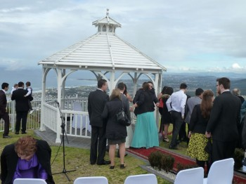 Panorma House Bulli - Young Male Sydney Marriage Celebrant - Wedding by Stephen Lee