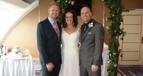 Amanda and Jonathan - Stephen Lee - Young Male Sydney Marriage Celebrant