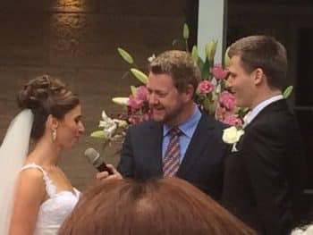 Young Sydney Marriage Celebrant - Male Marriage Celebrant Sydney - Modern Marriage Celebrant Sydney - Wedding by Stephen Lee