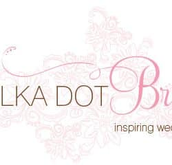 Polka Dot Bride logo - Stephen Lee Young Male Sydney Marriage Celebrant