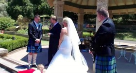 Young Male Sydney Marriage Celebrant - Wedding by Stephen Lee