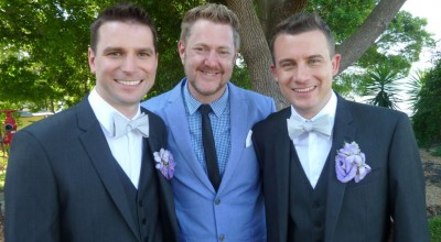Stephen Lee - Young Male Sydney Marriage Celebrant