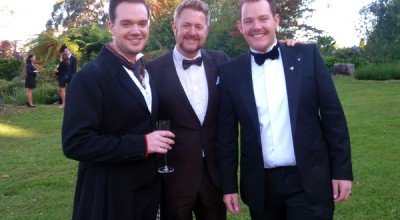 Same Sex Gay Wedding - Stephen Lee Young Male Sydney Marriage Celebrant