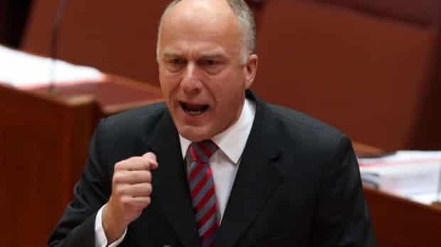 Liberal Senator Eric Abetz