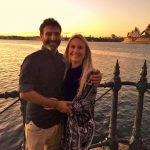 Joe and Cathy's Sunrise Wedding - Young Male Sydney Marriage Celebrant Stephen Lee