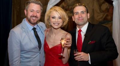 Alex and Maria - Sydney University Wedding - Stephen Lee Young Male Sydney Marriage Celebrant