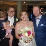 Dan and Ash at The Epping Club - Stephen Lee Young Male Sydney Marriage Celebrant