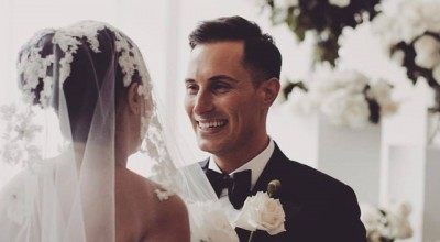 Paul and Sahar's Wedding at The Ivy Sydney - Stephen Lee Young Male Sydney Marriage Celebrant