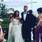 Rachel and Pat at Mona Vale Golf Club - Stephen Lee Young Male Sydney Marriage Celebrant