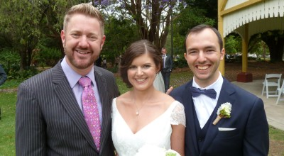 Young Male Sydney Marriage Celebran Stephen Lee