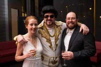 Elvis Wedding - Marriage Celebrant Sydney Stephen Lee