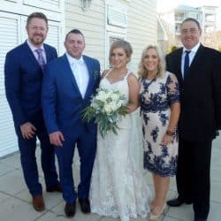 Kyle Bek Keepitng it in the family - Stephen Lee Marriage Celebrant Sydney
