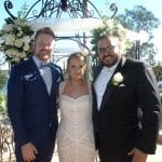 Tara and Michael - Marriage Celebrant Sydney Stephen Lee at Le Montage