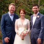 Prue and Jay Summerlees Wedding - Marriage Celebrant Sydney Stephen Lee