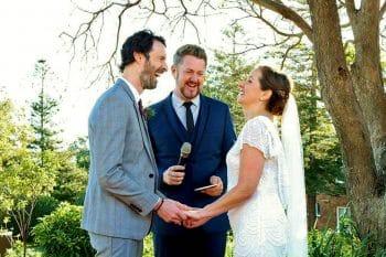 HERO Dan and Helen - Marriage Celebrant Sydney Stephen Lee