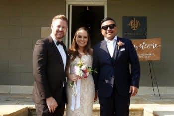 HERO Kate and Mark - Marriage Celebrant Sydney Stephen Lee