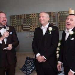 John and Chris - Sydney Same Sex Celebrant Stephen Lee