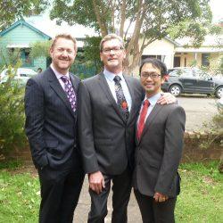 Steve and Hiroshi - Sydney Same Sex Celebrant Stephen Lee
