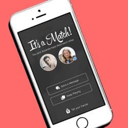 Tinder Match - Stephen Lee Marriage Celebrant Sydney