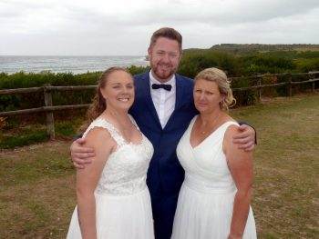Niki and Marl - Same Sex Wedding - Stephen Lee Sydney Marriage Celebrant
