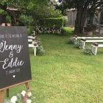 Jenny and Eddie Wedding Setting at Mindaribba House - Stephen Lee Marriage Celebrant Sydney
