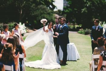 David and Carmel - Sydney Marriage Celebrant Stephen Lee