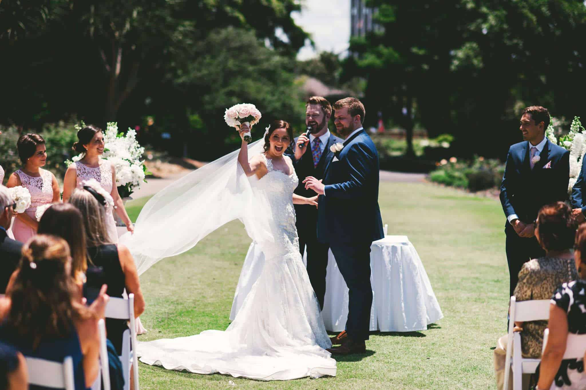 David and Carmel - Sydney Male Marriage Celebrant Stephen Lee
