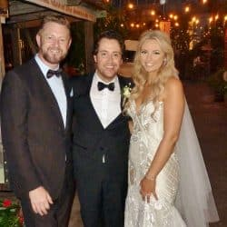 Adam and Lisa - Sydney Marriage Celebrant Stephen Lee