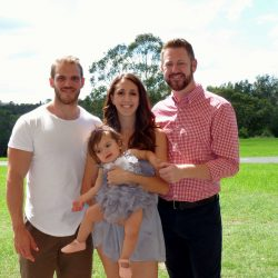 Baby Naming Ceremony - Sydney Celebrant Stephen Lee