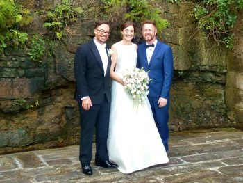 Andrea and Brendan Gunners Barracks Wedding - Marriage Celebrant Sydney Stephen Lee