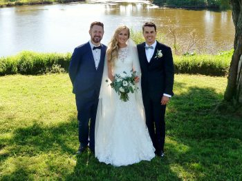 Grace and Michael - Sydney Marriage Celebrant Stephen Lee