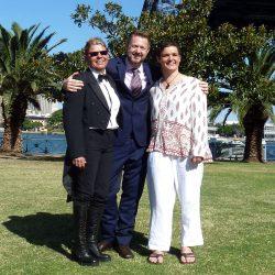 Liz and Deb Commitment Ceremony - Same Sex Celebrant Sydney Stephen Lee