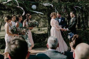 Shae and Simon - Sylvan Glen Wedding- Sydney Marriage Celebrant Stephen Lee
