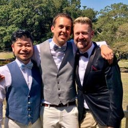 Ben and Yoshi - Stephen Lee Sydney Marriage Celebrant