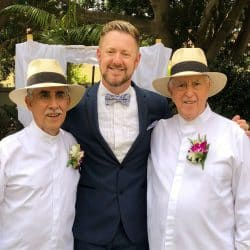Linc and Bryan - Stephen Lee Sydney Same Sex Marriage Celebrant