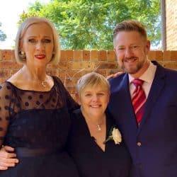 Regina and Irene - Stephen Lee Same Sex Marriage Celebrant Sydney