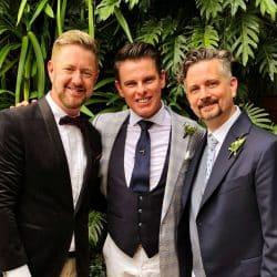HERO Same Sex Marriage - Stephen Lee Sydney Marriage Celebrant