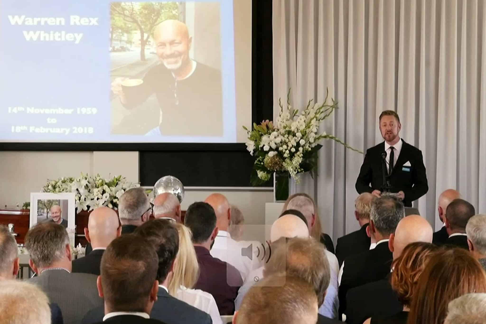 Stephen Lee Sydney Funeral Celebrant