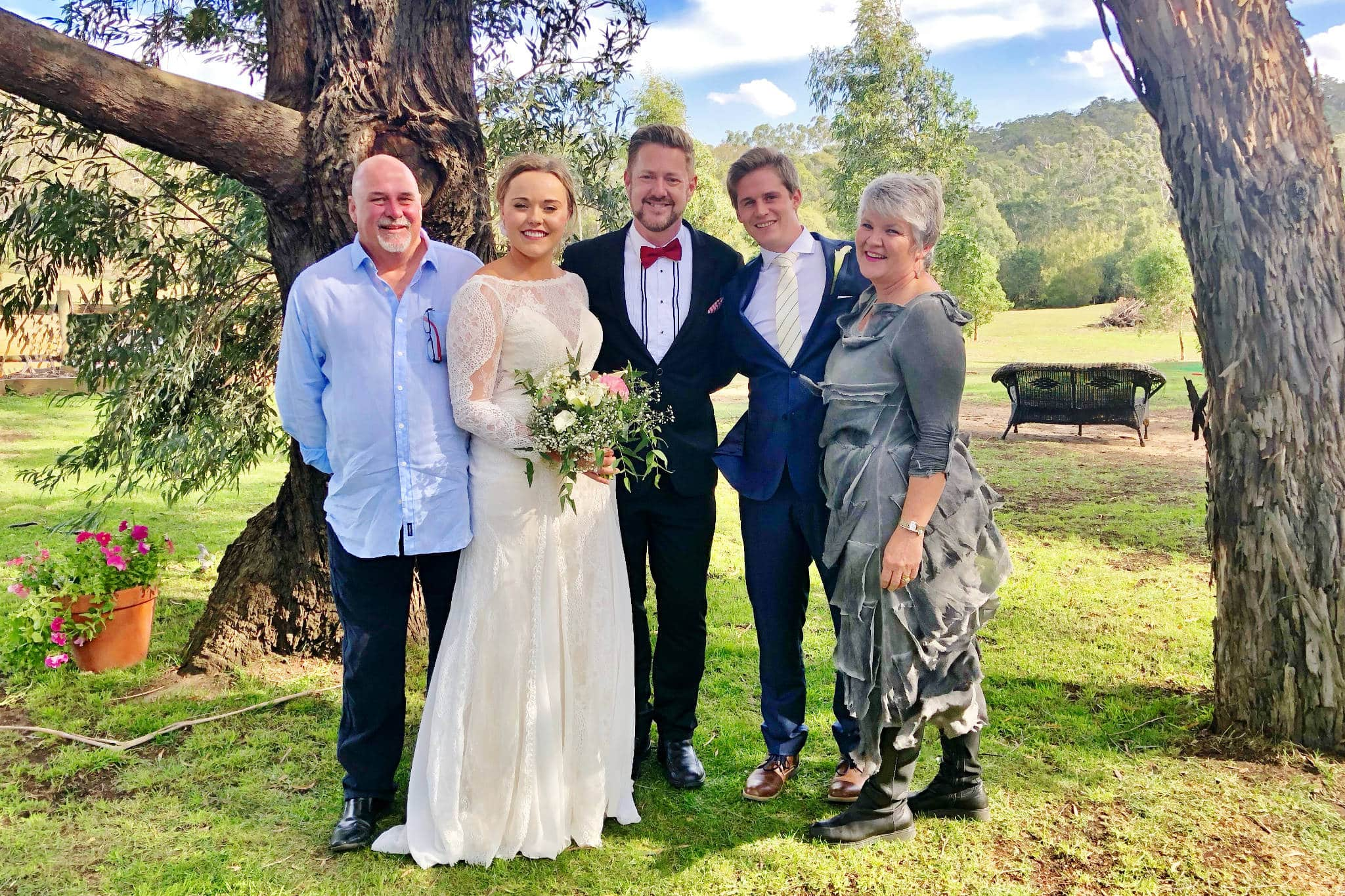 Emma and Nick Southern Highlands Wedding - Stephen Lee Sydney Marriage Celebrant