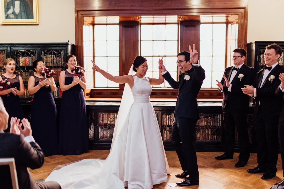 State Library of NSW Wedding - Stephen Lee Marriage Celebrant Sydney