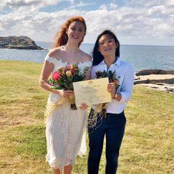 Bondi Same Sex Wedding V2 - Stephen Lee Sydney Marriage Celebrant