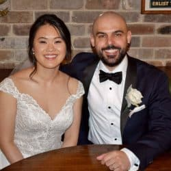 Doni and Cindy - Kittyhawk Wedding - Stephen Lee Sydney Marriage Celebrant