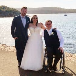 Bec and Max - Marriage Celebrant Sydney Stephen Lee