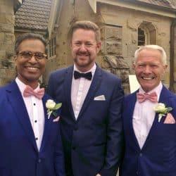 John and Paul - Same Sex Marriage Celebrant Sydney Stephen Lee