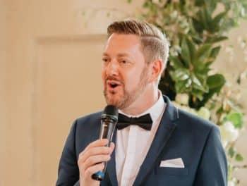 Stephen Lee - Wedding MC and Event Host - Sydney Marriage Celebrant